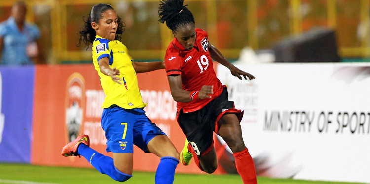 Cordner rescues T&T as Women Warriors hold Colombia.