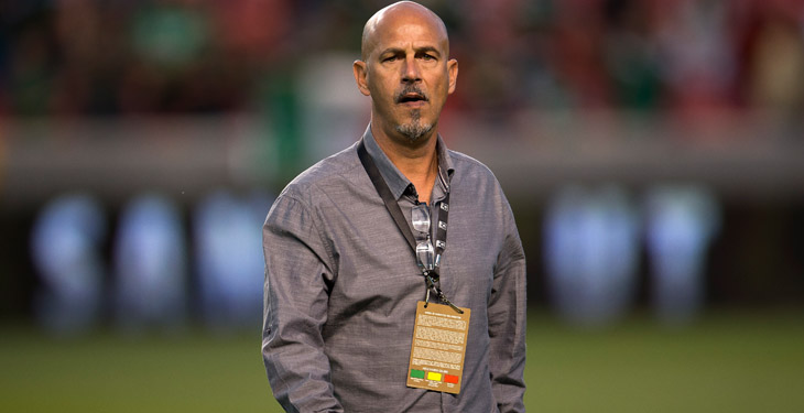 Trinidad's Hart: CONCACAF Hexagonal is the goal.