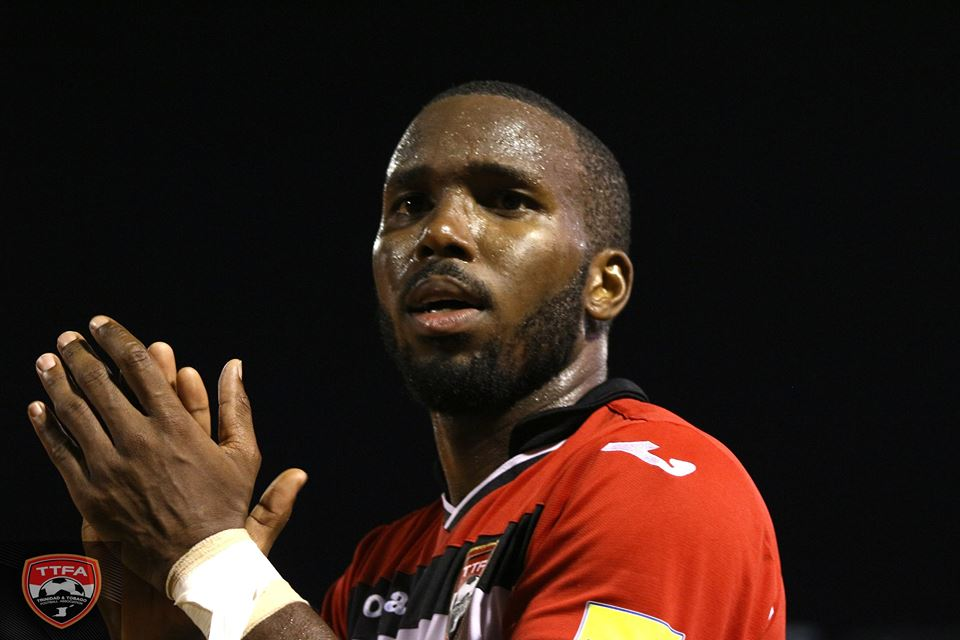 Hyland, Jones lead T&T for friendlies.