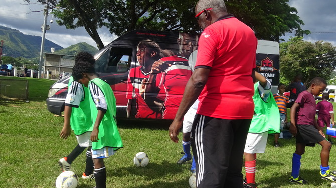 TTFA to commence Under 13 Boys screening.