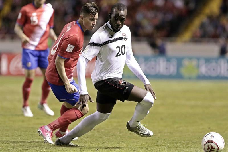 Boatswain relives crucial moment in Costa Rica match.