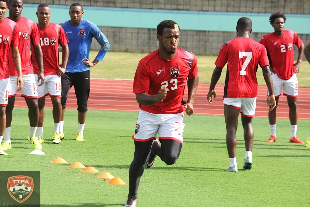 Williams, Phillip eager to cement T&T spots.