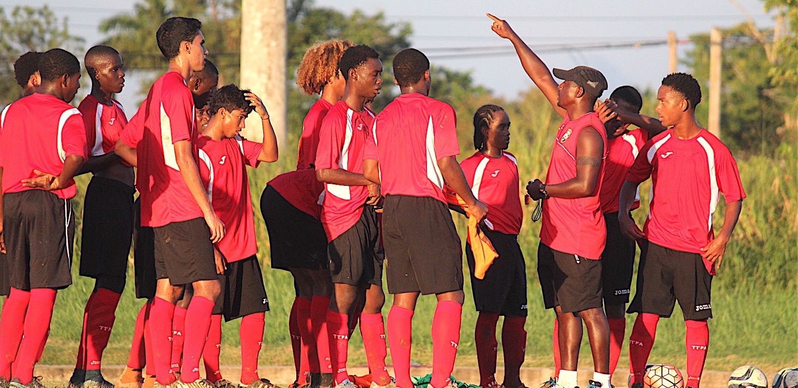 National Men's Under 15s to open Republic National Youth League on Saturday
