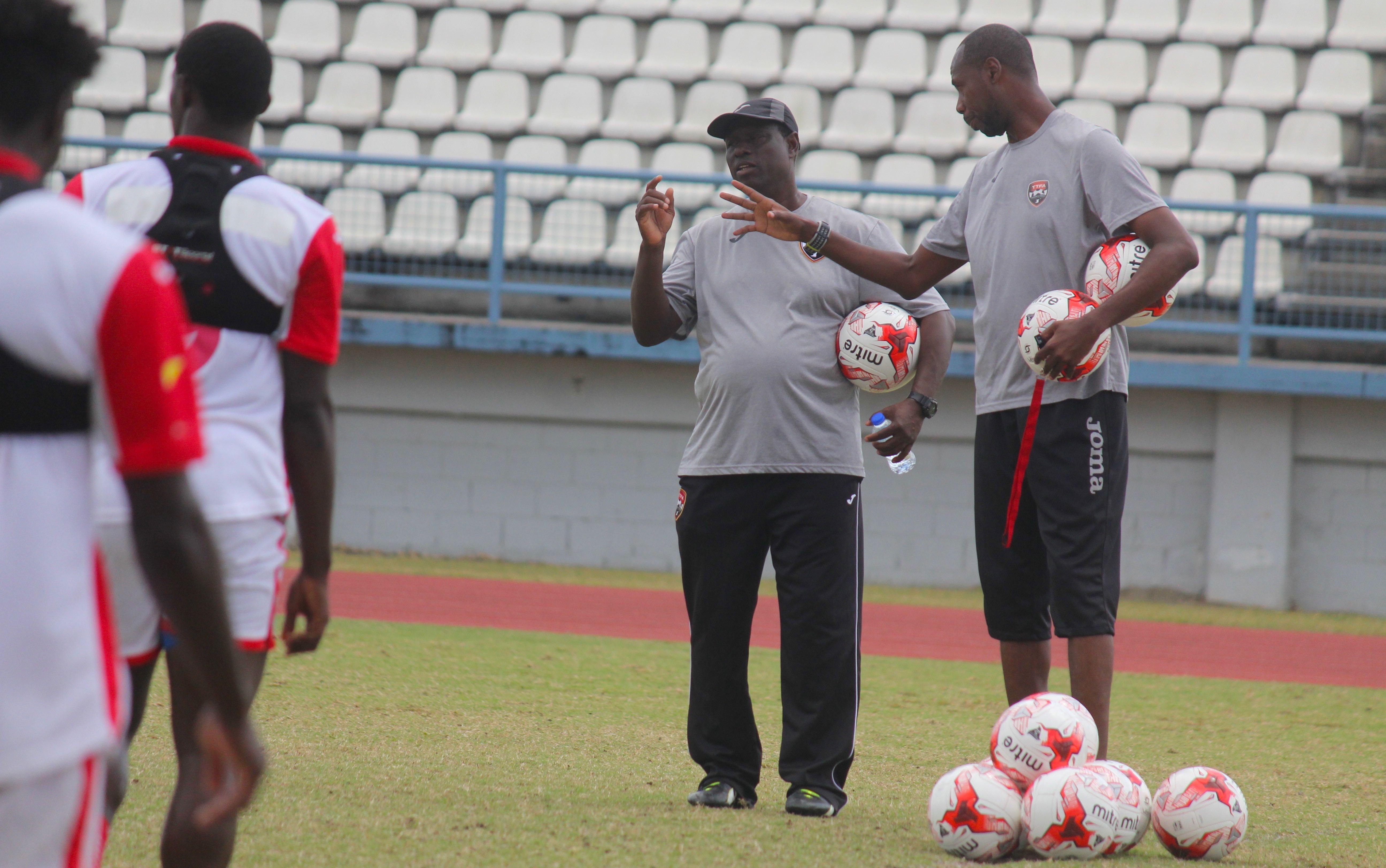 Lawrence calls 24-man training squad for Grenada Friendly.