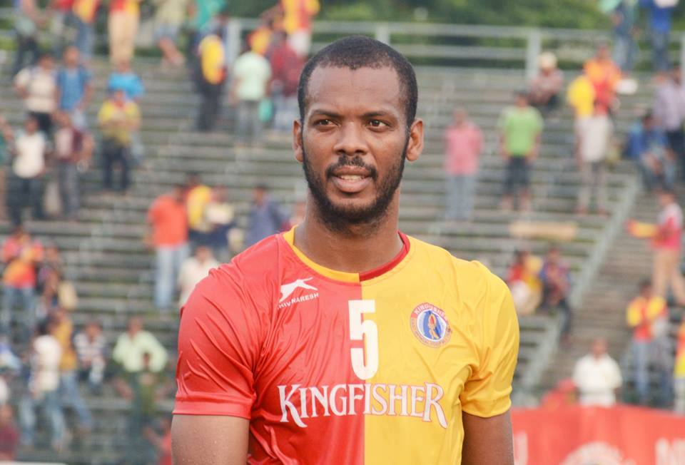 Mitchell doubles up for East Bengal.