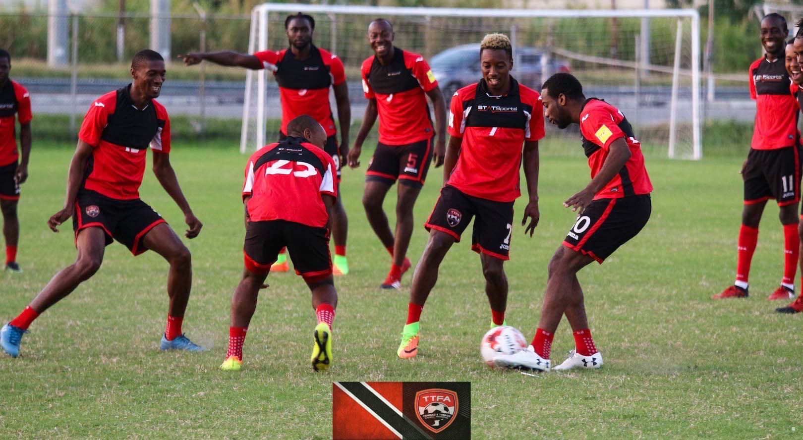 Soca Warriors vow to boycott Wales match due to unkept DJW promises; still unpaid for USA win in October 2017.