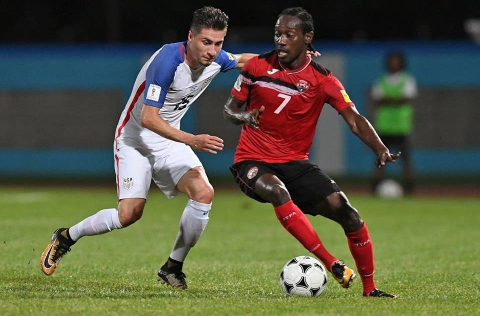 Lewis inspires Soca Warriors win.
