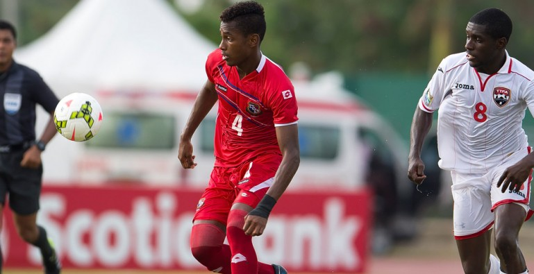 Panama tops nine-man T&T