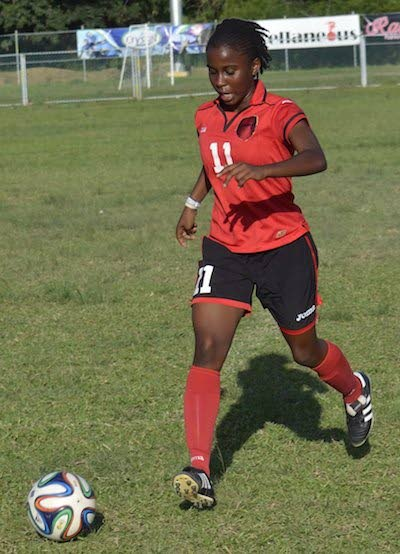 Ward says T&T's timing top form for Concacaf Championship.
