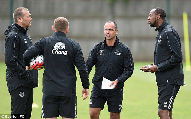 Martinez applauds Lawrence on new T&T head coach position.