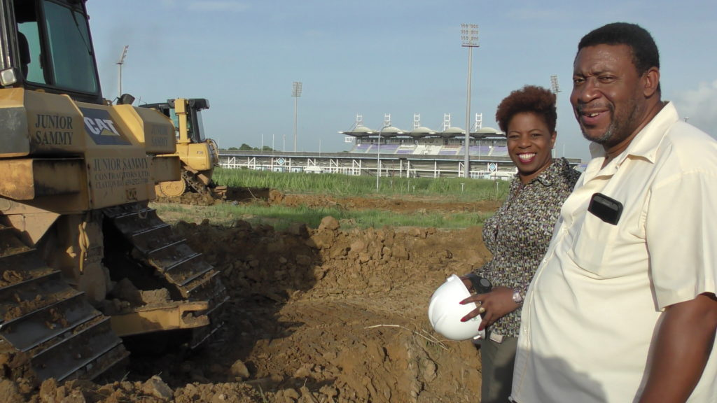 TTFA Starts Phase One of National Training and Technical Development Centre.
