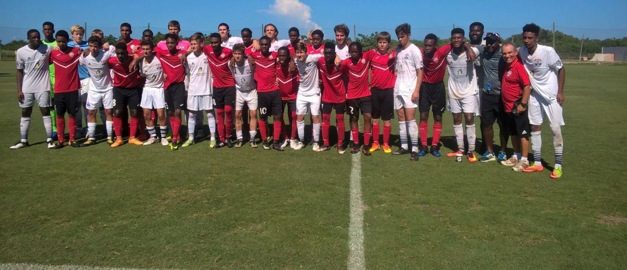 USA virtually hits junior Soca Warriors out of CONCACAF U15 Championship for six.