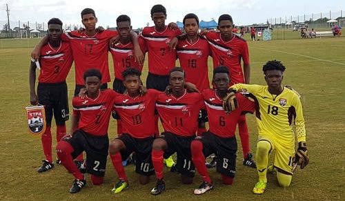 T&T to face Mexico, Bermuda, Jamaica in CONCACAF U-17 qualifiers.