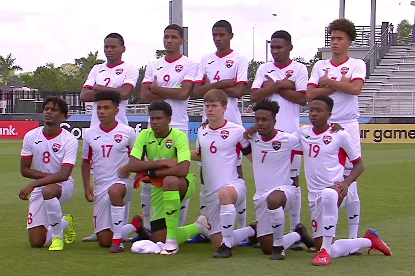 T&T U-17s bow out of Concacaf qualifiers.