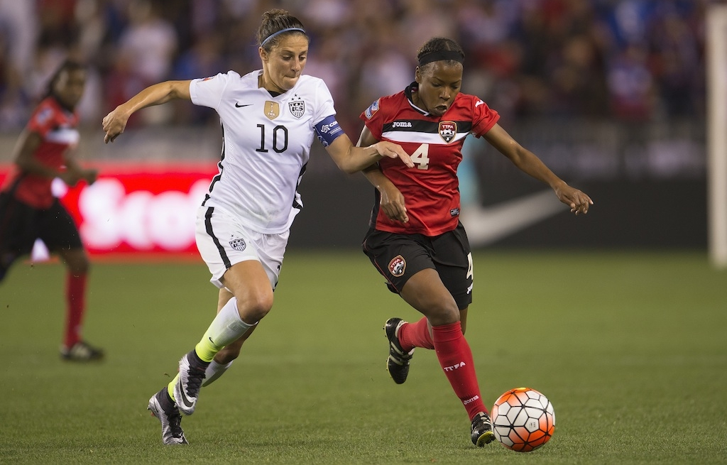 US ends T&T Women Olympic dreams.