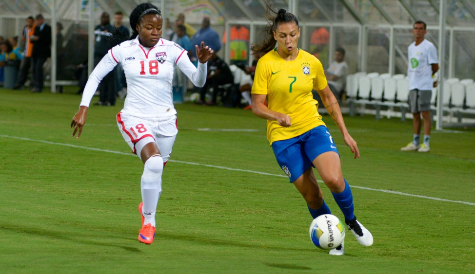 Senior Women to play pair of friendlies versus Panama in March.