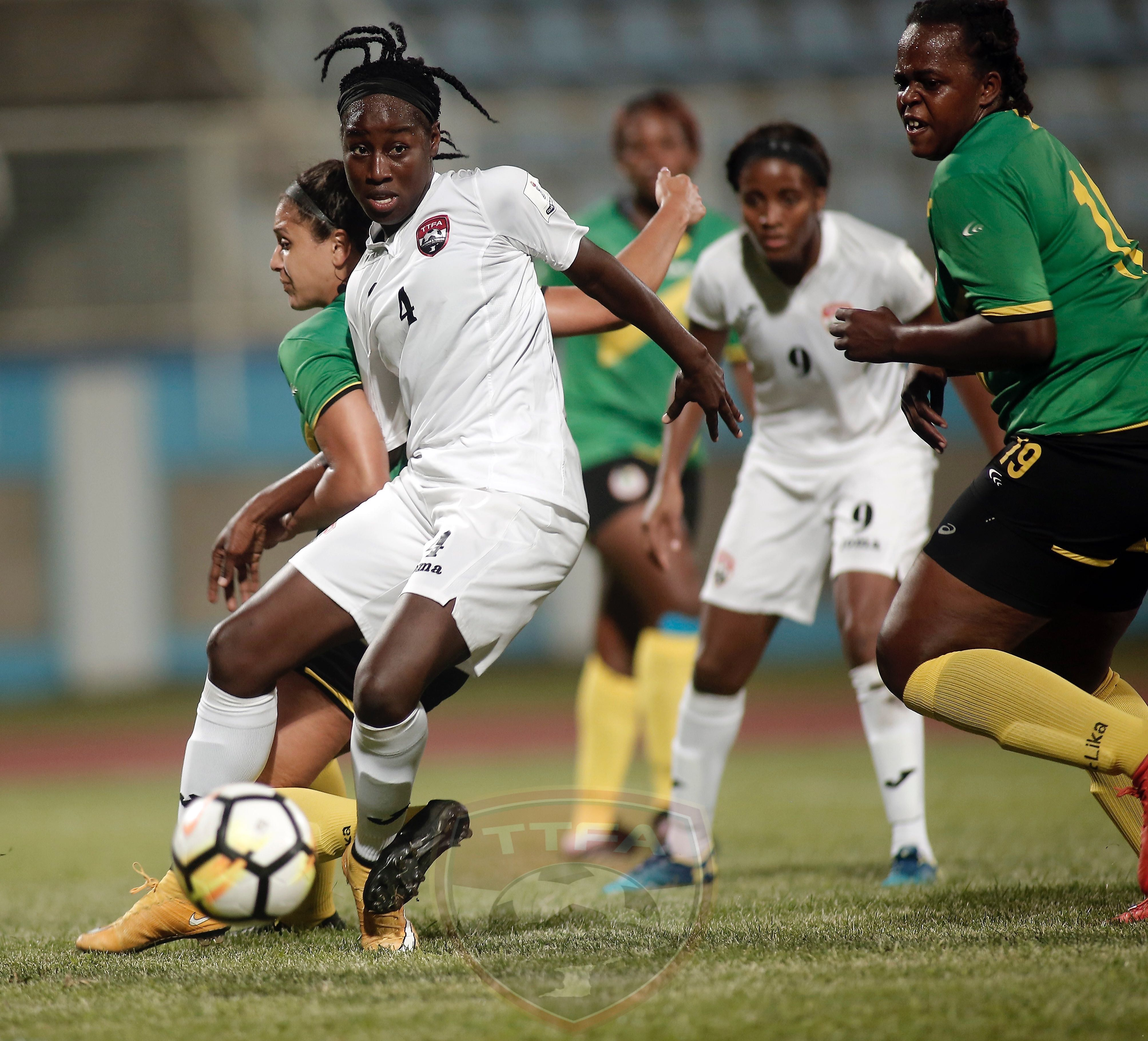 Women record second win in CONCACAF Caribbean qualifiers.