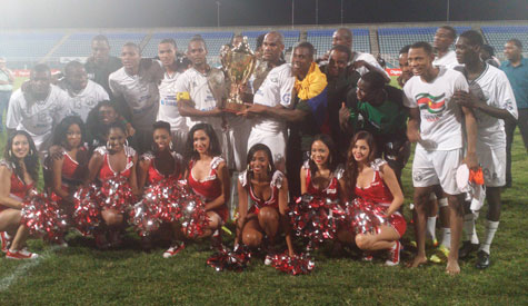 W Connection retains Digicel Pro Bowl to end season with five-title haul.