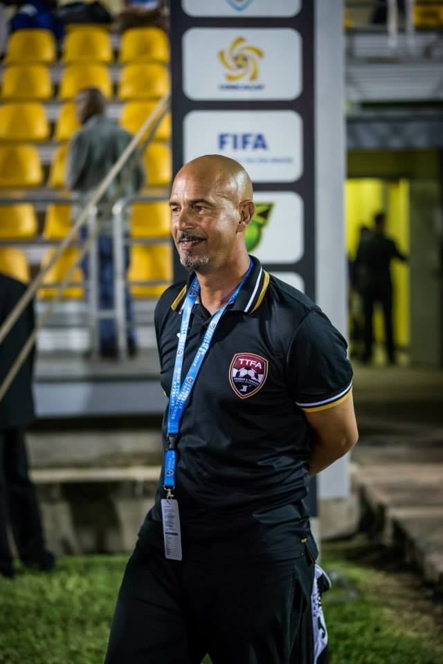 T&T coach looking ahead to Gold Cup.