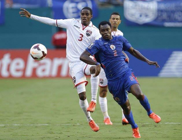 T&T, Haiti in two-leg playoff for 'Copa' spot.
