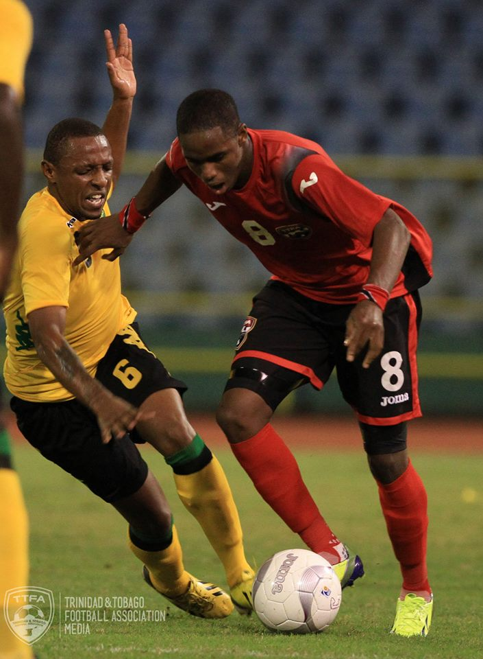 T&T 'Warriors' prime up for Reggae Boyz.