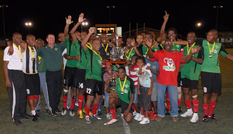 Jabloteh crowned FA Trophy champs.