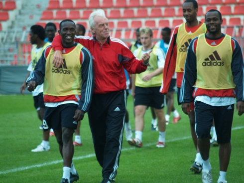 Beenhakker hails T&T on 50th