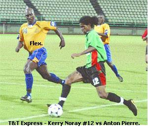 Jabloteh vs Defence Force