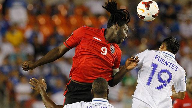 Kenwyne Jones vs Honduras
