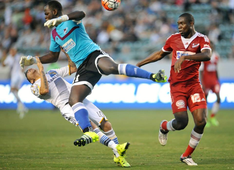 Jan-Michael Williams vs Los Angeles Galaxy