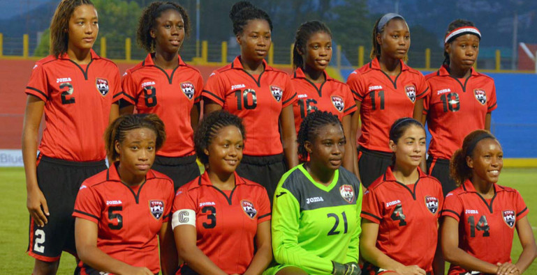 Trinidad and Tobago U-20 Women