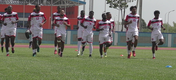 17-man T&T squad off to Denver to begin training camp ahead of WCQ vs USA.