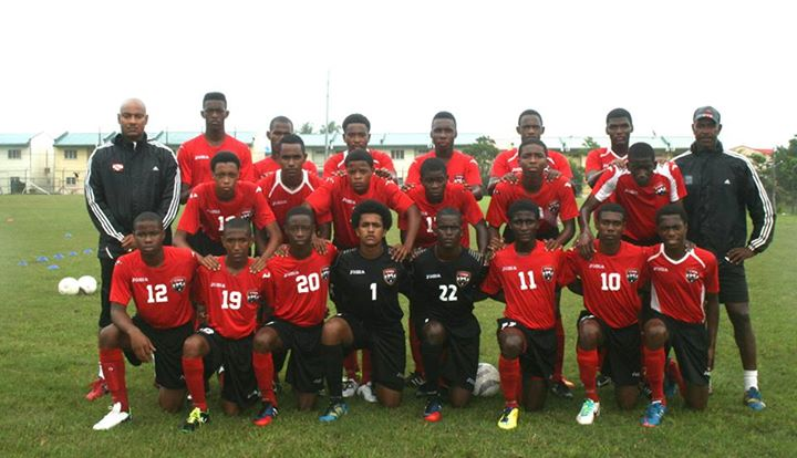 CooperÂ's U-17s head to St Lucia.
