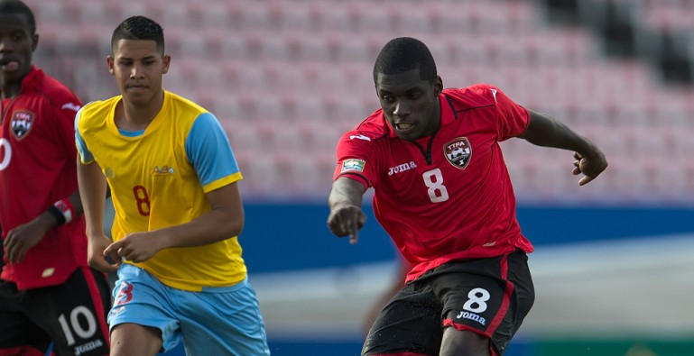 T&T on target in win over Aruba.