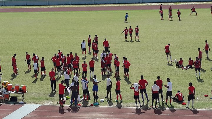Money woes threaten U-20 camp.