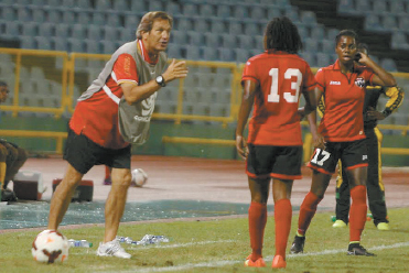 Waldrum selects final T&T Women's Team to face the USA.