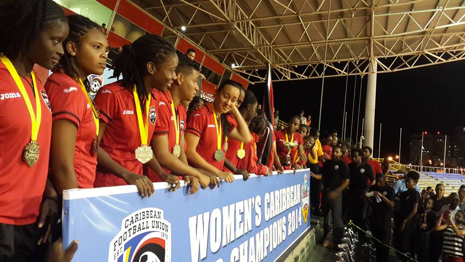 Women Warriors tops Puerto Rico to claim Caribbean gold.