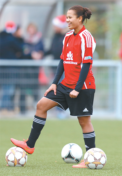 Ellis motivated to lead T&T to qualifying spot for U-20 Women's World Cup.