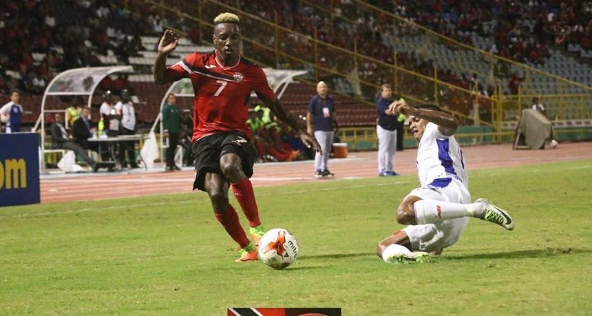 Dillon, Cato in T&T squad for Panama friendly.