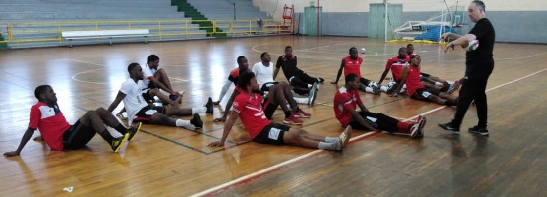 Futsal coach calls Squad for training ahead of Concacaf qualifiers