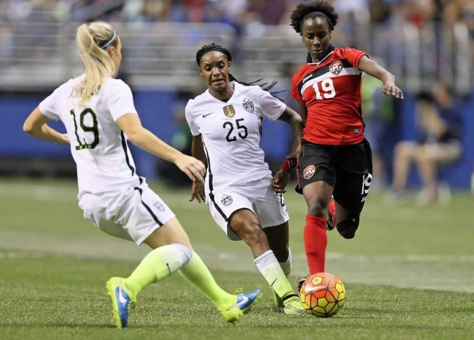Cordner to rejoin T&T women's football team.