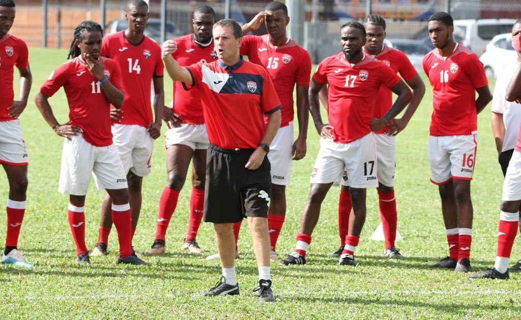 Fenwick selects 24-man squad for USA friendly
