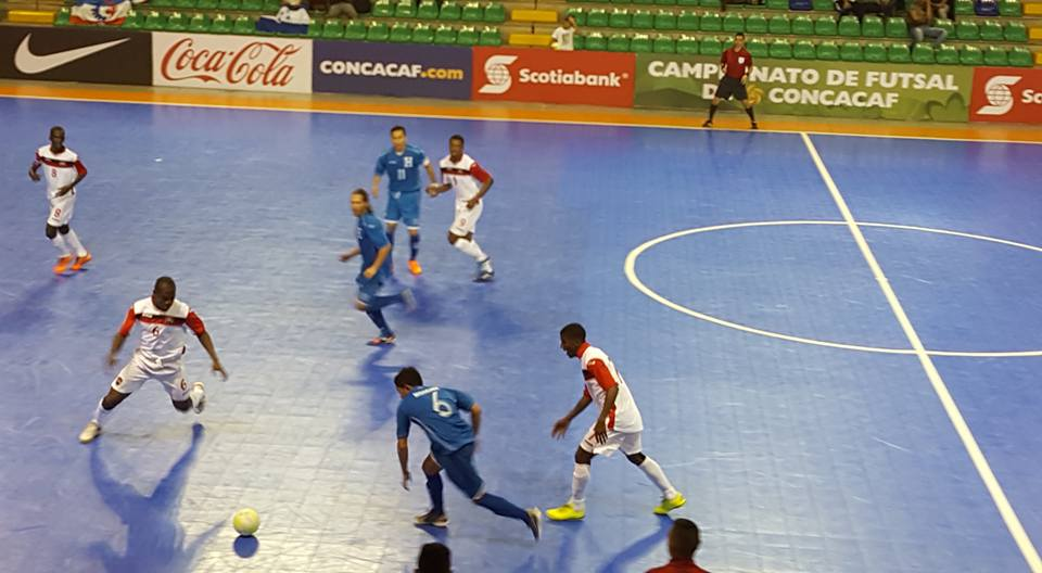 Venezuelan squad help T&T prepare for Concacaf Futsal Championships.