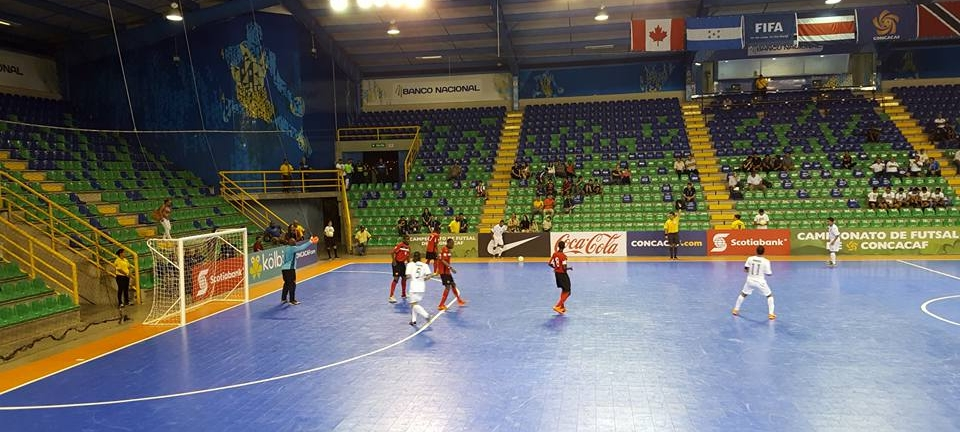 Futsal Men push on with Preparations ahead of May CONCACAF Qualifiers