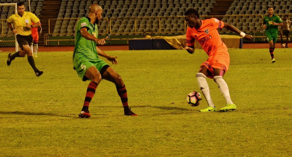Jabloteh left with daunting task at home after losing 6-2 to Santos de Guapiles in CONCACAF League.