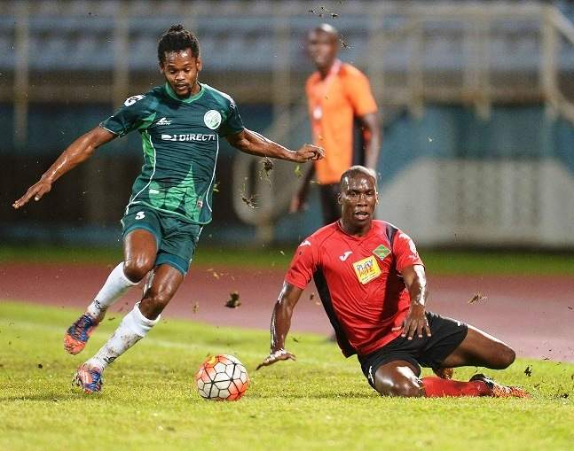 W Connection, Jabloteh make winning start.