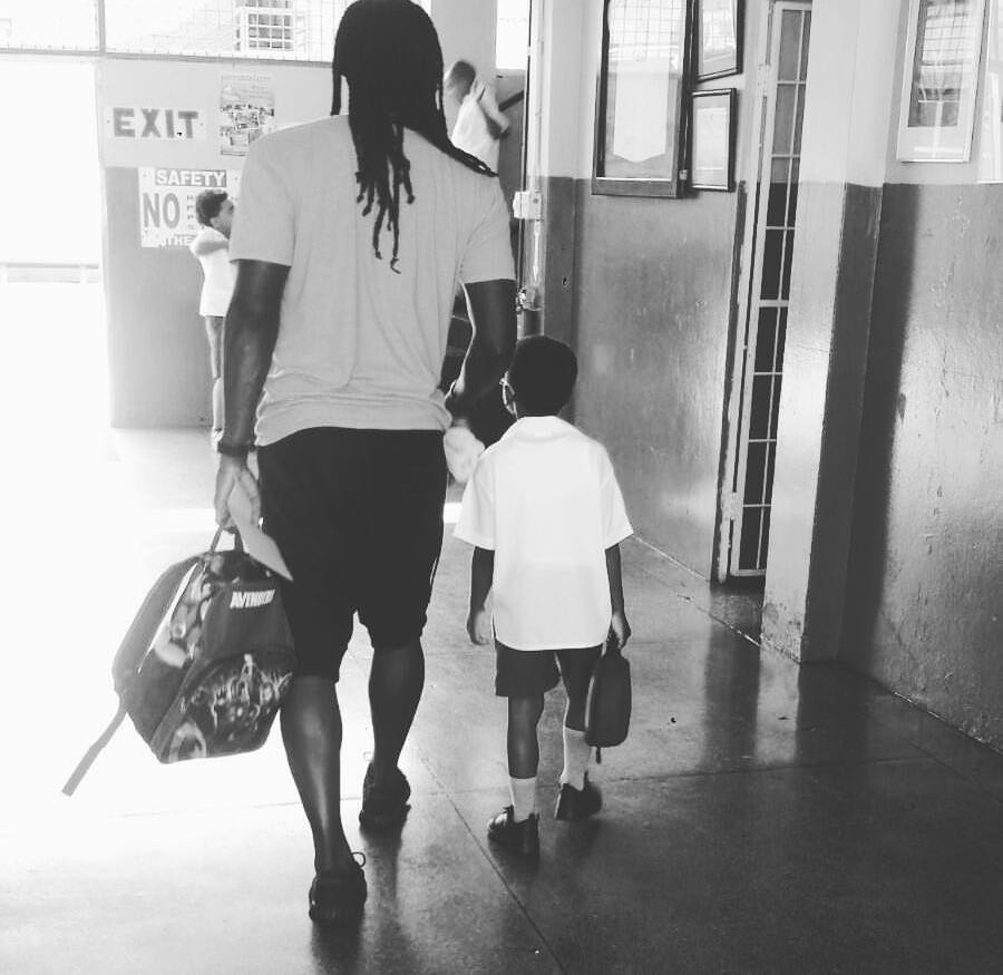 Ex-T&T skipper Jones takes pride in fatherhood.