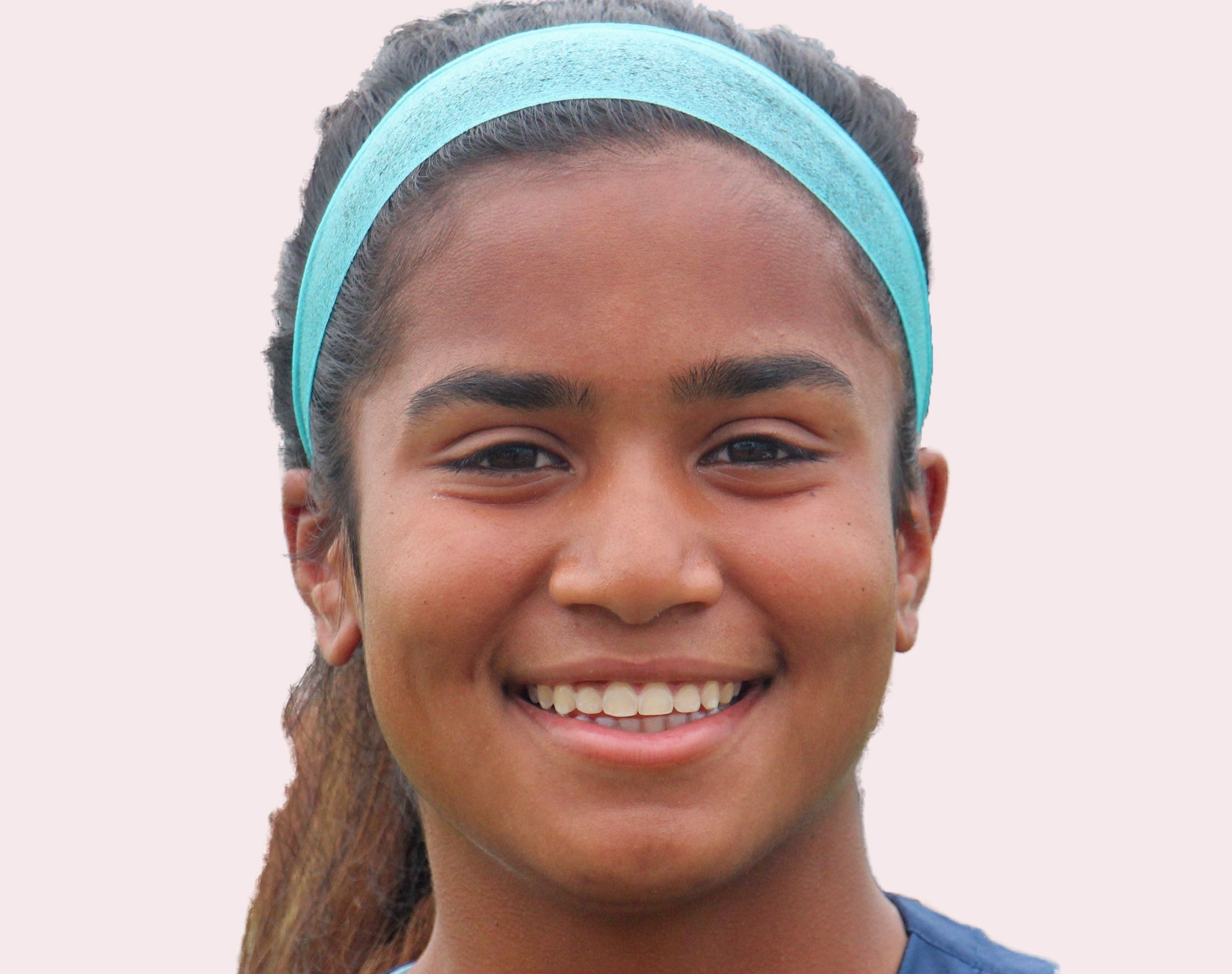 Rampersad ready to play her part in T&T's qualifying bid at U-20 Championship.