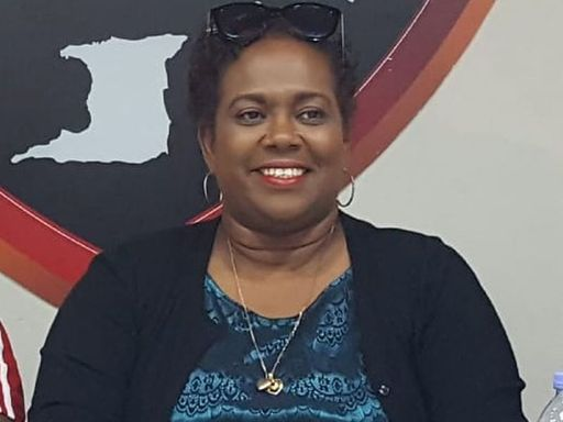 Trinidad and Tobago Women's League Football (TT WOLF) president Mrs Susan Joseph-Warrick.