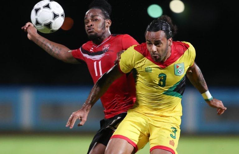 Soca vs ginga: T&T to face Guyana's Brazilian style.